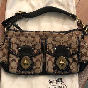 Coach shoulder bag!